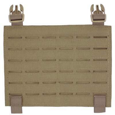 £12.40 • Buy BULLDOG KINETIC MODULAR BUCKLE PANEL COYOTE MOLLE Tactical Armour Plate Carrier