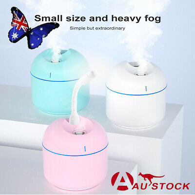AU13.85 • Buy Electric Air Diffuser Aroma Oil Humidifier USB Silent  Home Relax Defuser HOT!