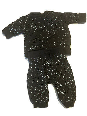 £5 • Buy 2 X Baby Boy Outfits Black Goth Alternative 0-3 Months COMBINED POSTAGE