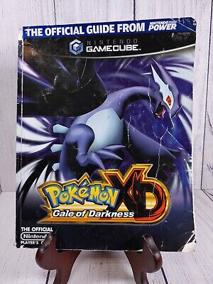 $25.95 • Buy Pokemon XD: Gale Of Darkness Official Nintendo Strategy Guide Gamecube
