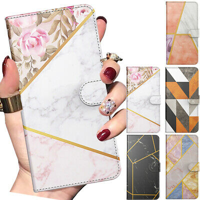 AU13.99 • Buy For IPhone 12 Pro Max 11 XS Max 8 Plus XR Laether Case Marble Women Wallet Cover