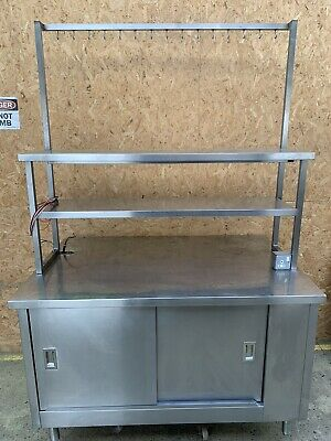 £650 • Buy Hot Cupboard With Heated Gantry