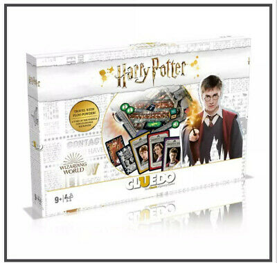 £24.75 • Buy NEW & SEALED Harry Potter Cluedo Classic Murder Mystery Game