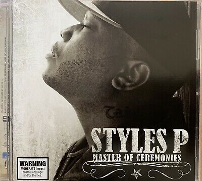 £6.30 • Buy STYLES P - Master Of Ceremonies CD 2011 Shock / E One Excellent Condition!