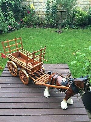 £95 • Buy Shire Horse And  Cart