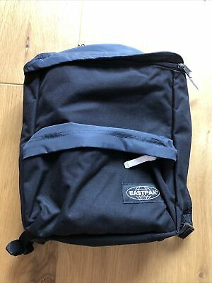 £12.99 • Buy Eastpak Dwaine Small Rucksack Backpack BLACK New With Tags