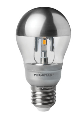 £15 • Buy Crown Silver-Classic-A55 5W E27 2800K DIMMABLE