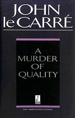 £3.28 • Buy A Murder Of Quality (Lamplighter), John Le Carre, Used; Good Book