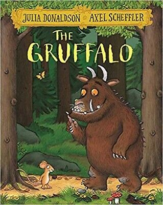 £4.99 • Buy The Gruffalo By Julia Donaldson NEW Paperback Childrens Book