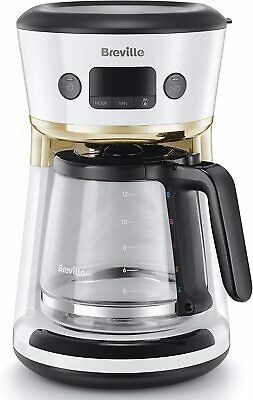 £200 • Buy Breville Mostra Measure Filter Coffee Machine 12 Cup Programmable Coffee VCF116