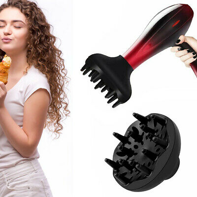 AU10.69 • Buy Professional Diffuser Tool Hairdressing Salon Universal Blower Curly Hair Dryer