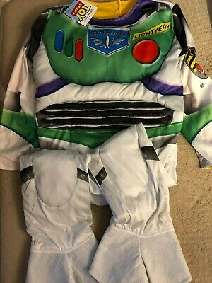 £24.99 • Buy Marks And Spencer Reversible Buzz Lightyear/Woody Costume Age 7-8 Years BNWT