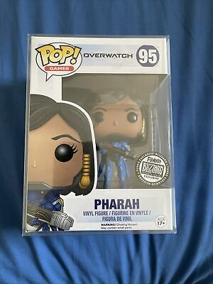 AU40 • Buy Overwatch Pharah Blizzard Store Exclusive Pop + Soft Protector
