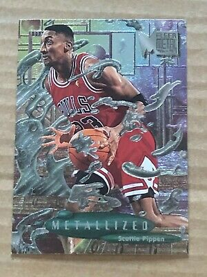 AU2 • Buy Scottie Pippen Nba Cards Inserts Subsets Bulls Rockets Blazer - Choose From List