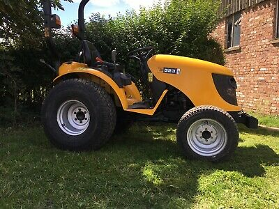 £7800 • Buy JCB 323 HST Compact Mini Garden Tractor, 4wd With Turf Tyres
