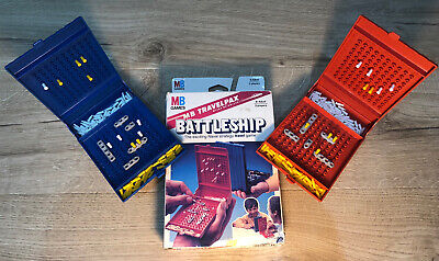 £6.95 • Buy Vintage MB Games Battleship 1982 The Exciting Naval Strategy Travel Game
