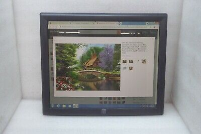 £58.19 • Buy Elo ET1928L-8CWM-1-GY-3-G 19  Touch Screen Monitor