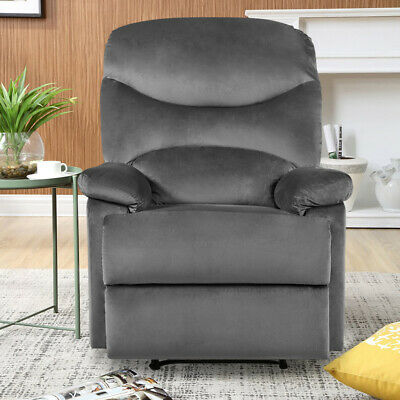 £189.95 • Buy Recliner Sofa Chair Adjustable Reclining Armchair Lounger Occasional Tub Chairs