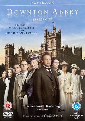£3.99 • Buy Downtown Abbey Series 1 DVD - New