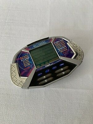 £7.27 • Buy Who Wants To Be A Millionaire Handheld Game By Tiger - Tested - Works