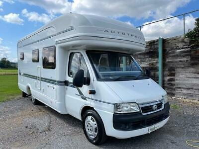 £26950 • Buy 2005 Autotrail Cheyenne 660 Fixed Bed Motorhome With Low Mileage