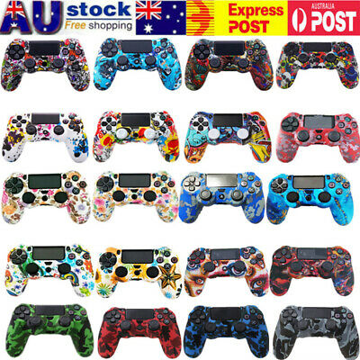 AU11.65 • Buy Protective Case Controller Cover Shell For PS4/PS4pro Game Handle Silicone Cover