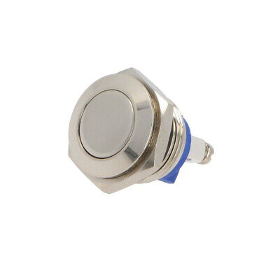 £8.86 • Buy V16-10-N Switch: Vandal Resistant Pos: 2 SPST-NO 2A/36VDC IP65 OFF-(ON) ONPOW