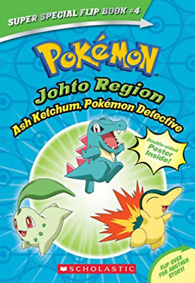 $9.01 • Buy West, Tracey-Ash Ketchum, Pok Mon Detective / I Choose You! (Pokemon  BOOK NUOVO