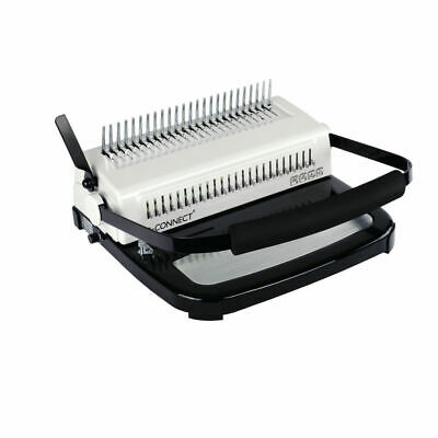 £187.45 • Buy Q-Connect Professional 21 Hole Comb Binder 25 KF16763