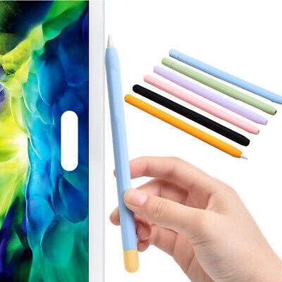 £2.89 • Buy For Apple Pencil 1st 2nd Gen Silicone Grip Case Sleeve Soft Cover Holder IPad UK