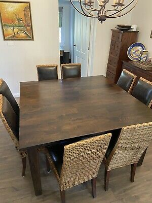 AU500 • Buy Dining Table With 8 Chairs