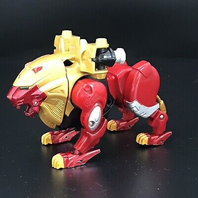 £15 • Buy Power Rangers Wild Force Red Lion Zord Megazord 5  Action Figure