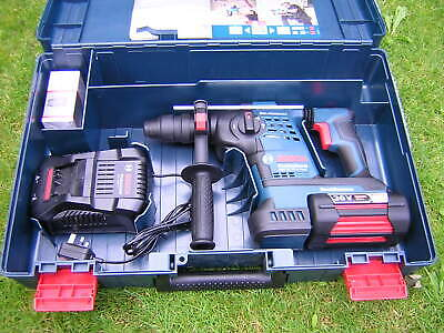 £375 • Buy Bosch GBH36VF-LI PLUS 36v SDS Hammer Drill 4,0AH Battery, And Charger
