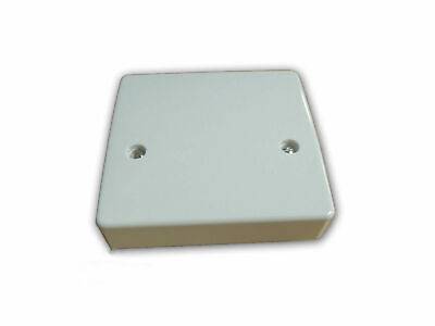£11.99 • Buy 45 Amp Cooker Outlet Plate Connection Unit