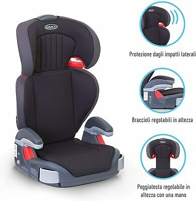 £39.99 • Buy Graco Junior Maxi Lightweight High Back Booster Car Seat 2/3 4 To 12 Years Old