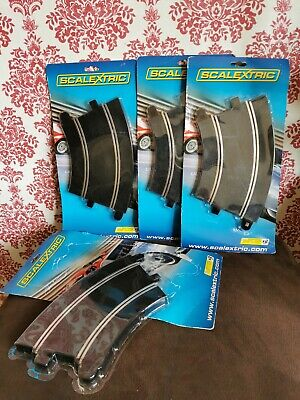 £14.99 • Buy SCALEXTRIC Sport Track 8x C8206 Curves Pack
