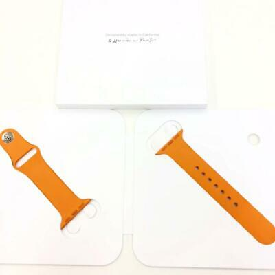 AU224.30 • Buy Hermes Apple Watch Rubber Sports Band For 38mm 40mm USED Japan Shipping
