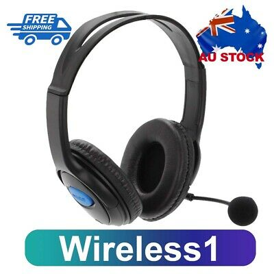 AU10.39 • Buy Gaming Headset Headphone With Microphone Volume Wired For Sony PS4 PlayStation 4