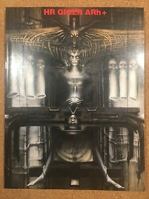 £15.85 • Buy HR Giger ARh+ (Illustrated Softcover 1991)
