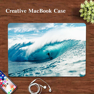 $20.99 • Buy 2in1 Sport Of Surfing Hard Cover For Macbook Pro Air 11 12 13 15 16 Inch M1 Case