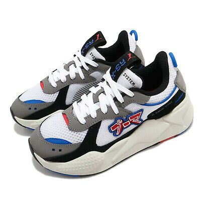 AU161 • Buy Puma RS-X Japanorama Running System White Grey Blue Men Casual Shoes 374294-01