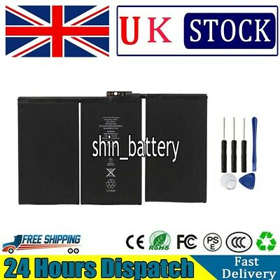 £6.66 • Buy Replacement Tablet Battery For IPad2 A1376/A1316/A1395/A1396/A1397 6500mAh 3.8V