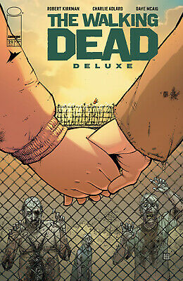 £6.95 • Buy Image Comics Walking Dead Deluxe #21 Moore Cover Signed By Charlie Adlard