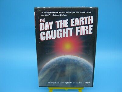 £4.95 • Buy The Day The Earth Caught Fire DVD Region 1