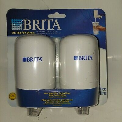 £16 • Buy Brita On Tap Replacement Filters 2 Pack Factory Sealed
