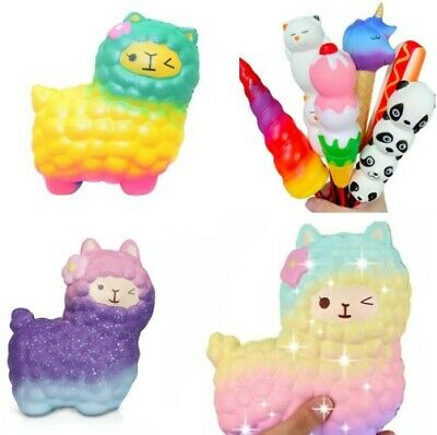 AU12.39 • Buy Stress Toys Jumbo Squishy Relief Toy Rising Slow Squeeze Kids Gift Squishy Soft