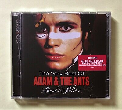£12.99 • Buy 'Stand & Deliver: The Very Best Of Adam & The Ants' CD/DVD Set (Sony/BMG, 2006)