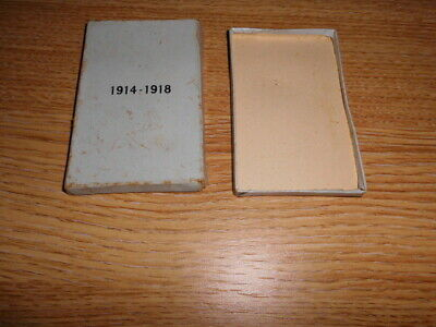 £1.95 • Buy Medal Presentation Box ??? From The Great War : 1914-1918 ??