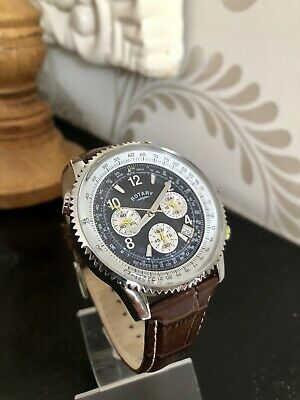 £23 • Buy Rotary Chronograph GS00644/05 Mens Watch