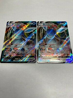 $9 • Buy Pokemon TCG Lot Of 4 Ultra Rare Cards: EVOLVING SKIES 💎💎GLACEON VMAX 💎💎